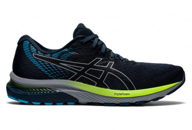 Asics Gel Cumulus 22 Running Shoes Black Blue