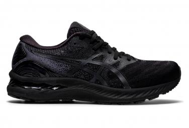 Chaussures de Running Asics Gel Nimbus 23 Noir