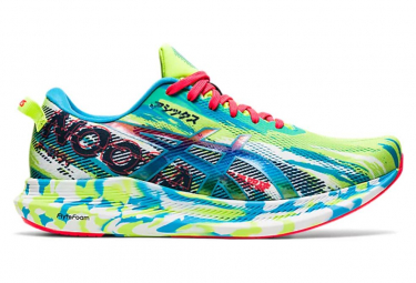Asics Gel Noosa Tri 13 Yellow Multi-color Running Shoes