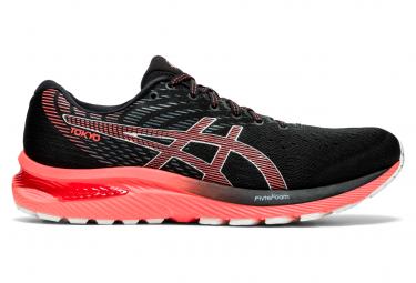 Chaussures de Running Asics Gel Cumulus 22 Tokyo Noir / Rouge