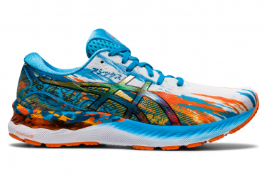 Asics Gel Nimbus 23 Noosa Blue Multi-color Running Shoes