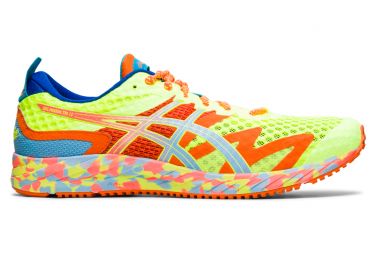 Asics Gel Noosa Tri 12 Yellow Multi-color Running Shoes