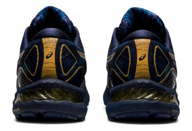 Chaussures de Running Asics Gel Nimbus 23 Bleu