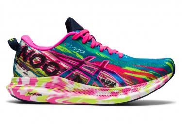 Chaussures de Running Femme Asics Gel Noosa Tri 13 Bleu / Rose