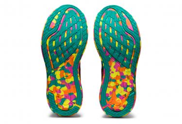 Chaussures de Running Femme Asics Gel Noosa Tri 13 Rose / Multi-couleur