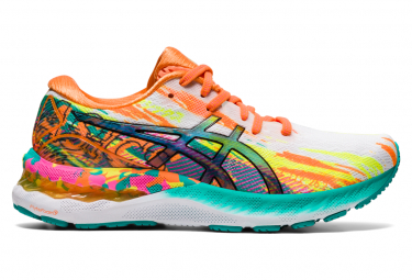 Asics Gel Nimbus 23 Noosa Pink Multi-color Women's Running Shoes