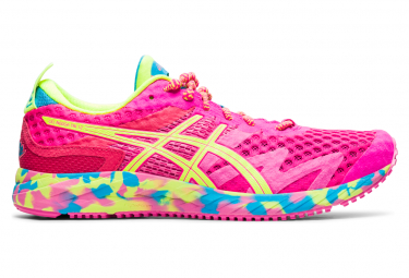 Asics Gel Noosa Tri 12 Pink Multi-color Women's Running Shoes