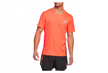 Maillot manches courtes Asics Future Tokyo Rouge