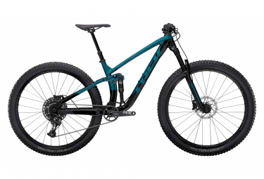 MTB Doble Suspensión Trek Fuel EX 7 29'' Bleu / Noir 2021