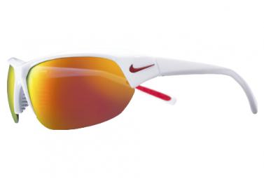 Gafas Nike Vision Skylon Ace  white red Iridium / Miroir