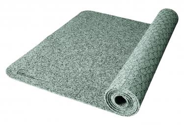 Tapis de Yoga Nike Flow Mat 4mm Gris