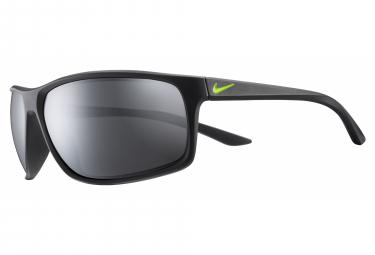 Lunettes Nike Adrenaline Gris / Verre Miroir Argent