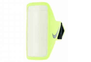 Brassard Téléphone Nike Lean Arm Band Jaune
