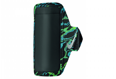 Nike Lean Arm Band Printed Phone Armband Black