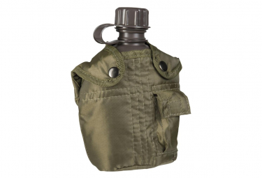 Water Bottle + Cover