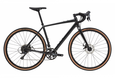 Cannondale Topstone 3 Gravel Bike Shimano Sora 9S 700 mm Graphite Grey 2021
