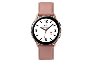 Image of Galaxy watch active 2 40mm acier 4g rose
