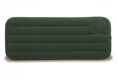 Image of Intex matelas camping gonfleur pied incorpore 1 place