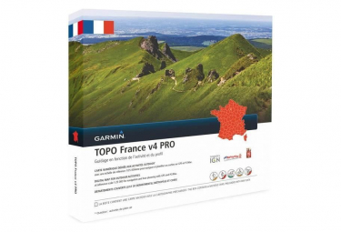 Carte Topo France V5 Pro GARMIN
