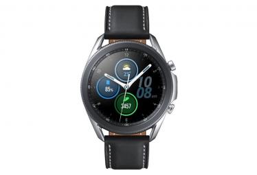 Image of Galaxy watch3 45 mm bluetooth silver