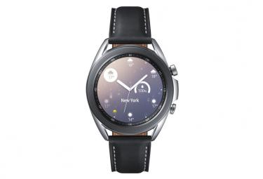 Image of Galaxy watch3 41 mm bluetooth silver