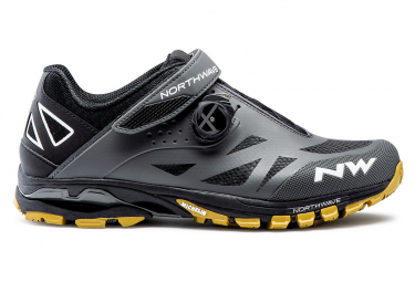 Chaussures Northwave SPIDER PLUS 2 Gris