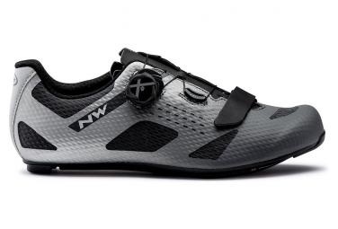 Zapatillas Northwave Storm Carbon Reflect Grey   Black 44 1 2