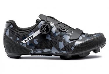 Northwave RAZER Schuhe Schwarz / Camo