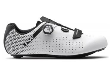 Northwave CORE PLUS 2 Schuhe Weiß / Schwarz