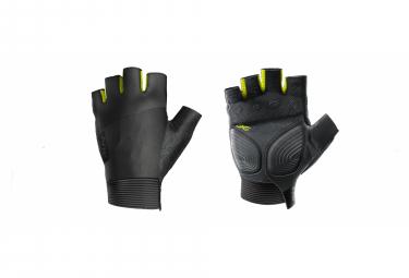 Northwave Extreme Full Finger Short Guantes Blanco   Negro L