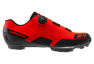 Zapatillas mtb gaerne g hurricane matte red 42