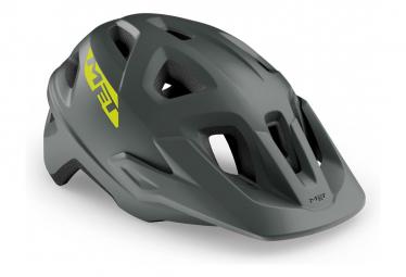 Met Echo All Mountain Matte Gray 2021 Helmet