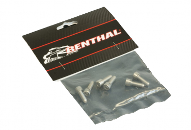 Renthal Stem Bolt Kit Silver
