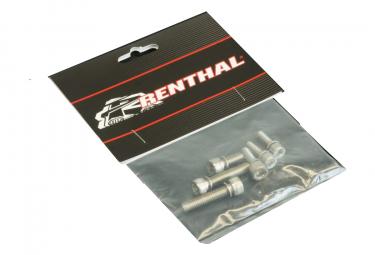 Renthal Stem Bolt Kit Silver