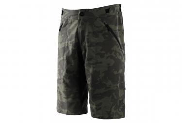 Troy Lee Designs Skyline Camo Shorts Verde 32