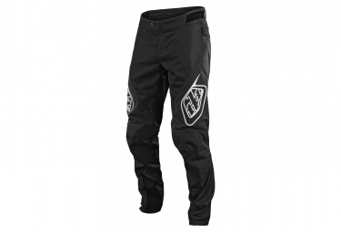 Troy Lee Designs Sprint Pantalones Negros 26