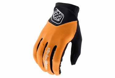 Guantes Troy Lee Designs Ace 2 0 Naranja L
