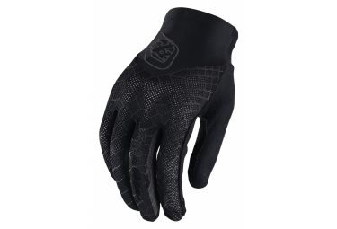 Guantes De Mujer Troy Lee Designs Ace Snake Negros L