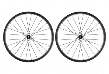 Juego de ruedas Mavic Crossmax Carbon SL R 29 '' | Impulso 15x110 - 12x148mm | Centerlock 2021