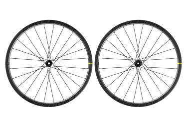 Paire de Roues Mavic Crossmax Carbon SL R 29'' | Boost 15x110 - 12x148mm | 6 Trous 2021