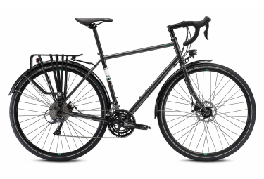 Fuji Touring Disc LTD Travel Bike 700mm Gris / Noir