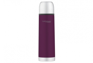 Image of Thermos soft touch bouteille isotherme 0 5l violet