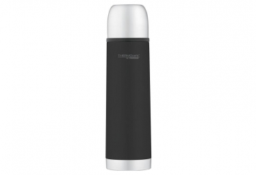 Image of Thermos soft touch bouteille isotherme 0 5l noir