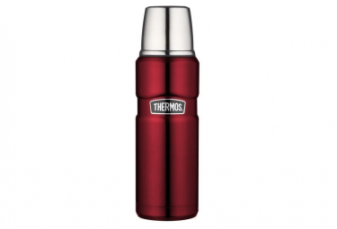 Image of Thermos king bouteille isotherme 470 ml rouge