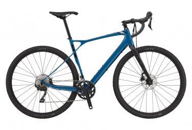 Gravel Bike GT Grade Carbon Elite Shimano GRX 10V Bleu