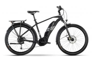Bicicleta Híbrida Eléctrica R Raymon TourRay E 3.0 27.5'' Noir / Gris