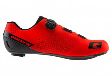 Chaussures Route Gaerne G.TORNADO Rouge Mat Homme