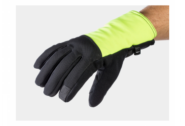 Gants Bontrager Velocis Winter Radioactive Jaune