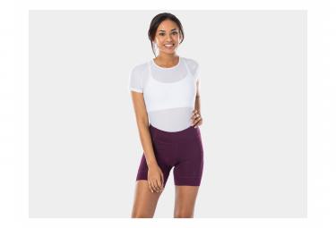 Shorts giratorios Bontrager Vella Mulberry / Purple para mujer