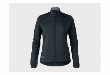 Chaqueta Bontrager Circuit Wind Mujer Negra
